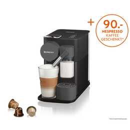 DELONGHI Latissima One EN500.B (Nespresso, Noir)
