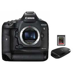 CANON EOS 1DX III (21.4 MP, Bluetooth, WLAN)