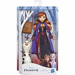 HASBRO Frozen 2: Anna + Olaf