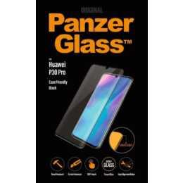 PANZERGLASS Verre de protection d'écran Huawei P30 Pro (Hautement transparent, Cristallin)