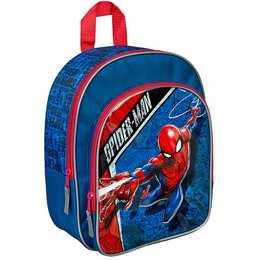 SPIDERMAN Kindergartenrucksack (Blau, Rot)