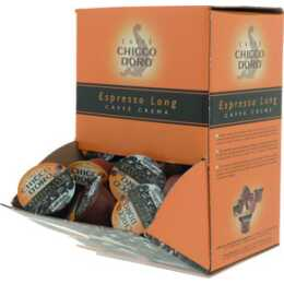 CHICCO D'ORO Capsules de Café Espresso lungo (40 Pièce)