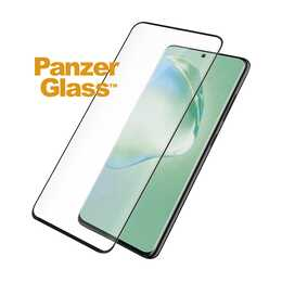 PANZERGLASS Vetro protettivo da schermo Case Friendly (Chiara, Galaxy S20+)