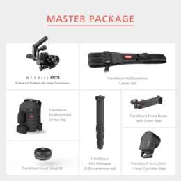 ZHIYUN Weebill LAB Master Package