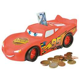 CARS McQueen Sparbüchse