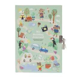 TIGER TRIBE Tagebuch My Holiday Journal