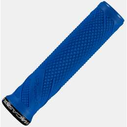 LIZARD SKINS Velogriff Single Lock-on Mac Askill  (2.95cm, Blau)