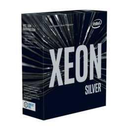 Intel Xeon Silver 4112 / 2.6 GHz processeur