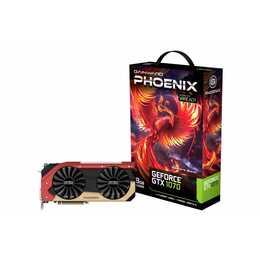 GAINWARD Nvidia GeForce GTX 1070 (8 Go, Entrée de gamme)