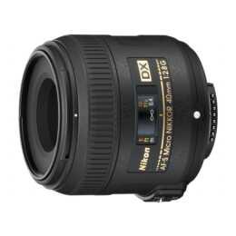 NIKON Micro-Nikkor Makro-Objektiv 40 mm F/2.8