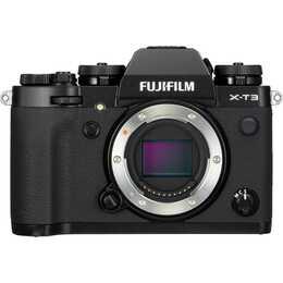 FUJIFILM X-T3 Body Black (26.1 MP, WLAN)