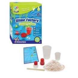 SCIENCE4YOU Sperimentare Box Slime-Fabbrica Mini