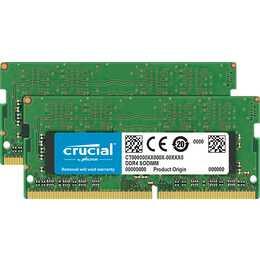 MICRON CT2K16G4SFD8266 (2 x, 16 Go, DDR4-SDRAM, SO-DIMM 260-Pin)
