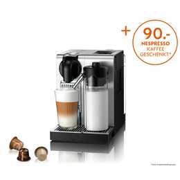 DELONGHI Lattissima Pro EN 750.MB (Nespresso, Argento)