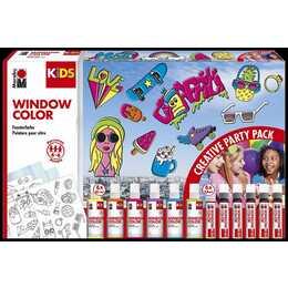 MARABU Fensterfarbe Window Color Party