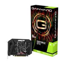 GAINWARD Pegasus Nvidia GeForce GTX 1660 (6 Go, Gaming)
