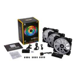 CORSAIR LL120 RGB (120 mm)