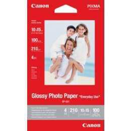 CANON Carta fotografica lucida 10 x 15 cm