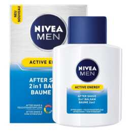 NIVEA MEN Active Energy After Shave 2in1