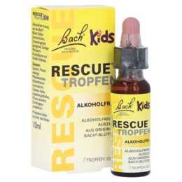BACH Hausapotheke Rescue Kids (10 ml)
