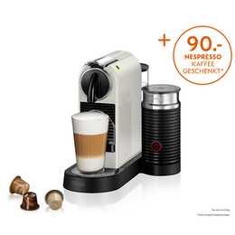 DELONGHI Citiz & Milk EN 267.WAE (Nespresso, Blanc)