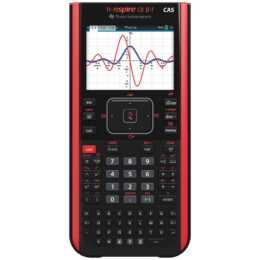 TEXAS INSTRUMENTS TI-NSPIRE CX II-F CAS Calculatrice graphique (Batterie / Accumulateur)