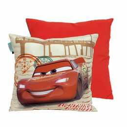 ARDITEX Cuscino decorazione Cars (Veicolo, 40 cm x 40 cm)