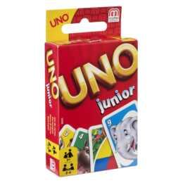 MATTEL Uno Junior Kinderspiel