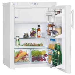 LIEBHERR TP 1764-21 Premium Kühlschrank mit Gefrierfach Freistehend Weiß 137 l A+++