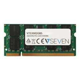 VIDEOSEVEN V753002GBS (1 pièce, 2 Go, DDR2-SDRAM)