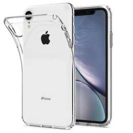 Cover posteriore SPIGEN Liquid Crystal Clear Liquid Crystal Clear iPhone XR