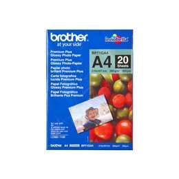 BROTHER BP71GA4 Papier photo (A4, 20 feuille)