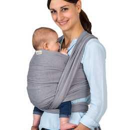 AMAZONAS Porte-bébé Carry Sling Gris