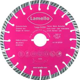 LAMELLO Diamant-Trennscheiben (180 mm)