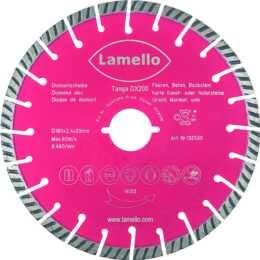 LAMELLO Diamant-Trennscheiben (200 mm)