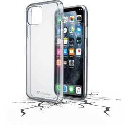 CELLULAR LINE Hardcase Clear Duo (iPhone 11 Pro, Transparent)