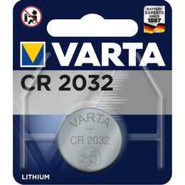VARTA Batterie (CR2032, 1 Stück)