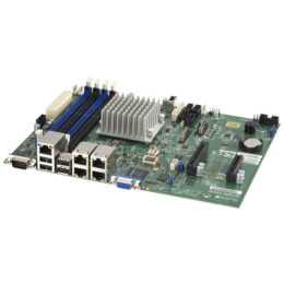 SUPERMICRO A1SAM-2550F (Micro ATX)