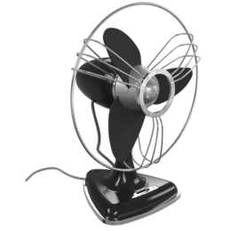 KOENIG Ventilateur de table Aviatik B05415 (35 W)