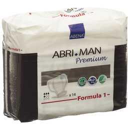 ABRI-FORUM Inkontinenz Einlage Man Formula 1 (14 Stück)