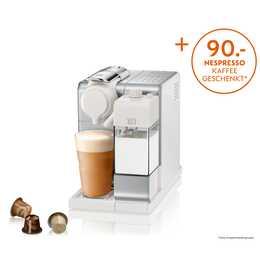 DELONGHI Lattissima Touch EN560.S (Nespresso, Silber)
