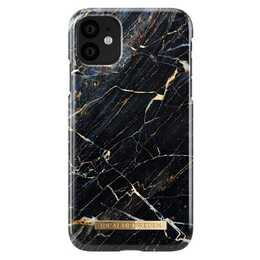 IDEAL OF SWEDEN Backcover Port Laurent Marble (iPhone 11, Nero)