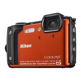 NIKON Kompaktkamera Coolpix W300
