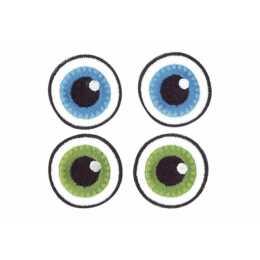 RAYHER Basic Eyes 3 cm ø