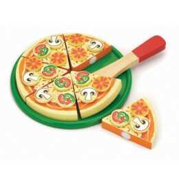 NUOVI GIOcattoli CLASSIC TOYS food pizza NUOVI GIOcattoli CLASSIC TOYS food pizza per il taglio