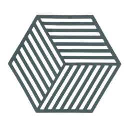 ZONE Topfuntersetzer Hexagon (140 mm, 1 Stück)