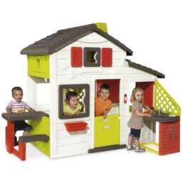 SMOBY Casa degli amici con cucina estiva