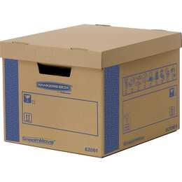 FELLOWES Versandbox Smoothmove Prime (387 mm x 430 mm x 287 mm, 1 Stück)