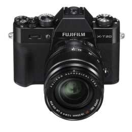 FUJIFILM X-T20 XF 18-55 mm