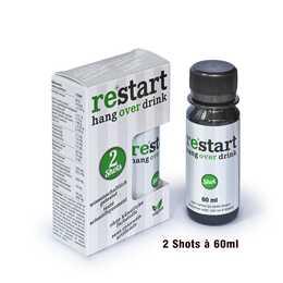 RE+START hang over drink (2x 60 ml)